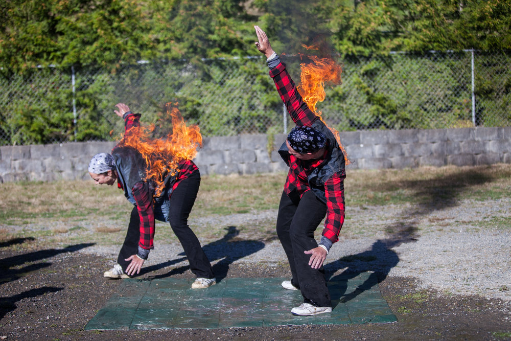 2016 Tandem Burn
