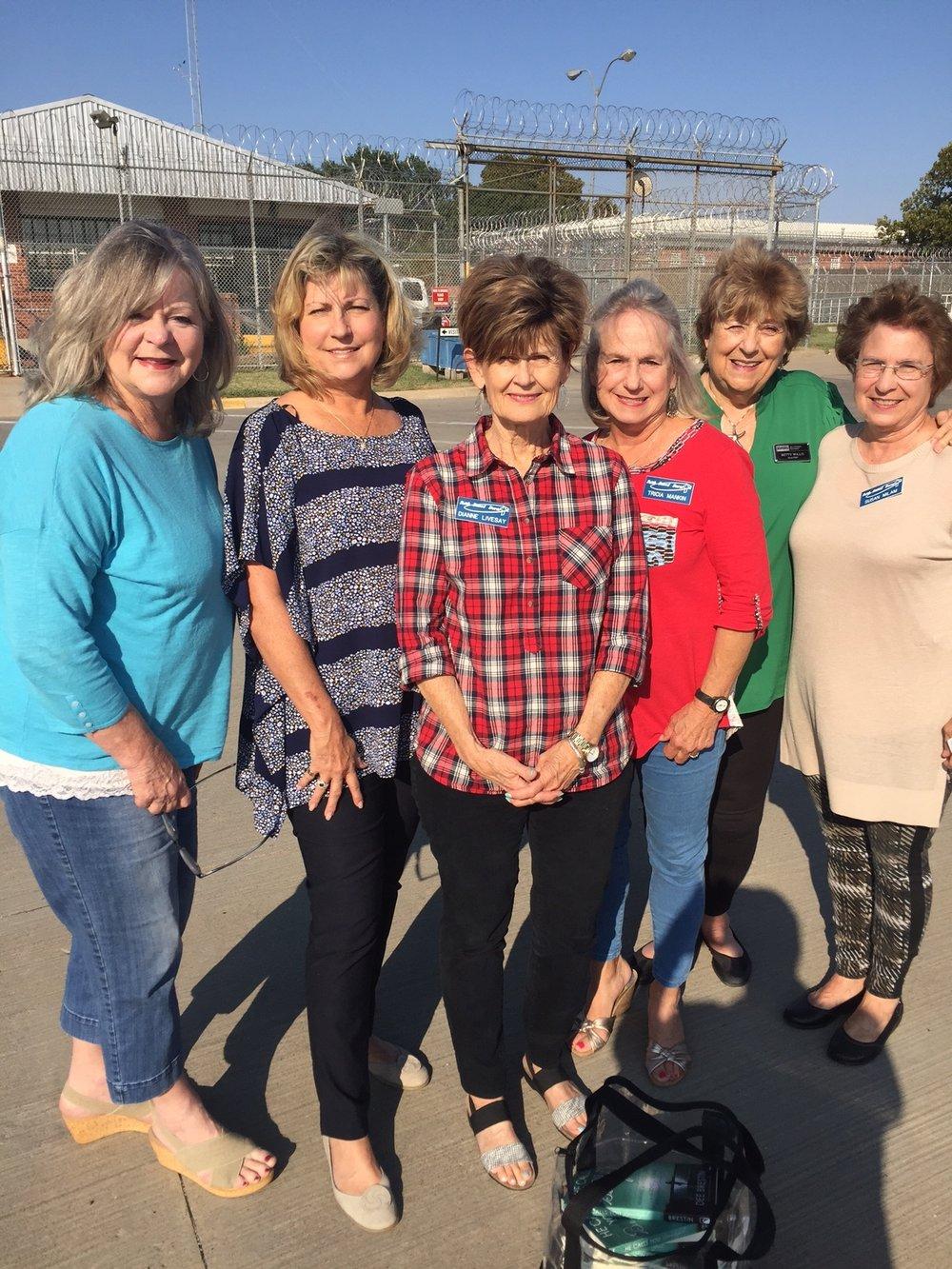 CLARE: Waco women