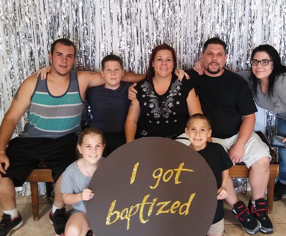 Family restoration!