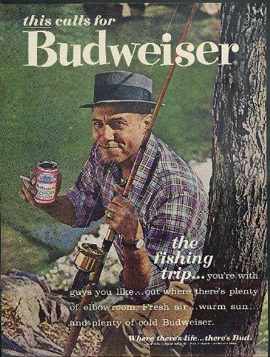 1962 bud ad