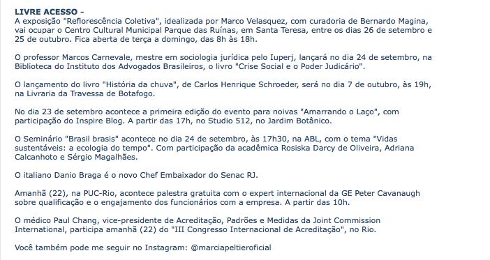 """21/09 - """"Jornal do Comercio"""""""