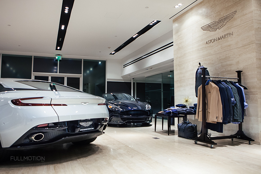 Aston Martin x Hackett London Event - Photo by FullMotionNYC | Kenny Chan
