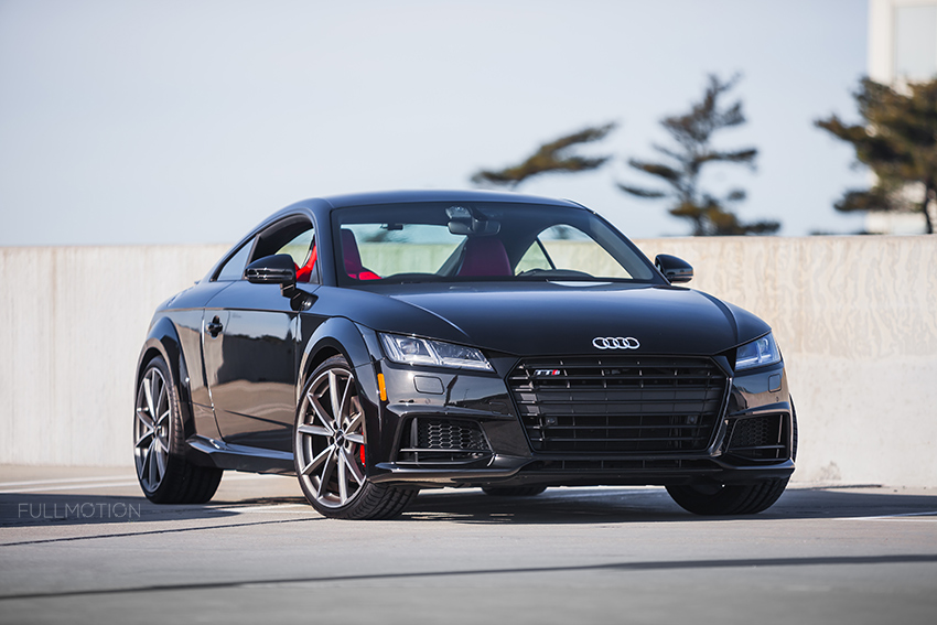2016 Audi TTS  - Photo by FullMotionNYC | Kenny Chan