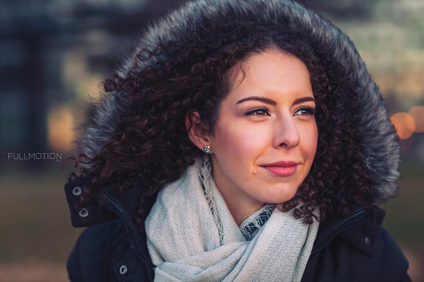 Long Island City Portrait with Amanda - New York Portrait Photographer - FullMotionNYC | Kenny Chan