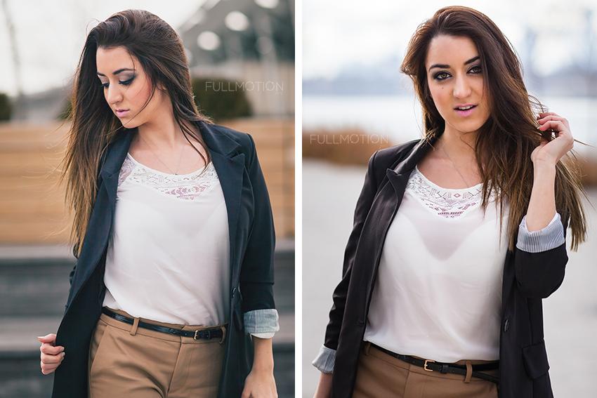 Long Island City Fashion with Cristi - Photo by FullMotionNYC | Kenny Chan