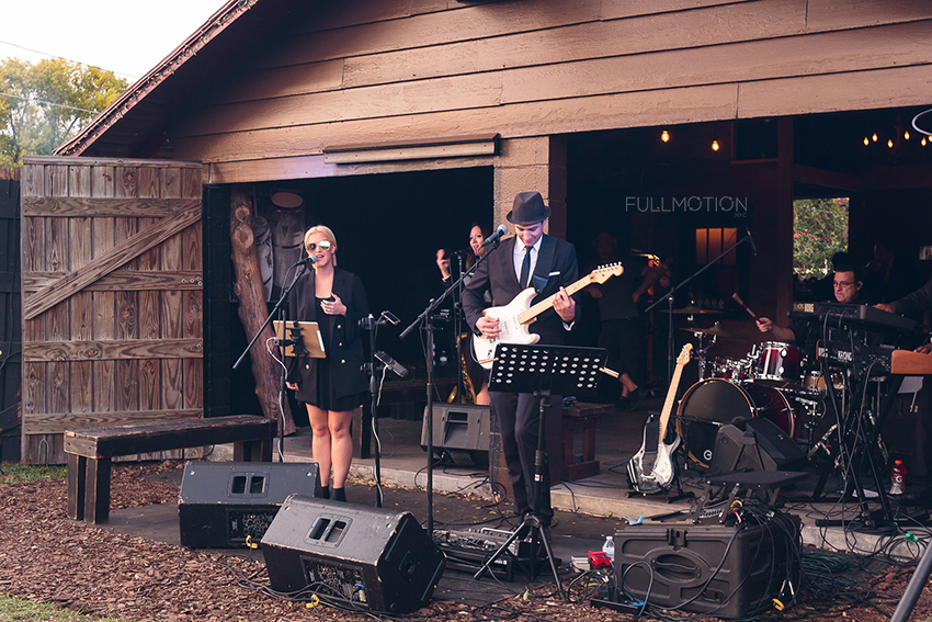 Kady and Frank's Wedding-Live Band Entertainment