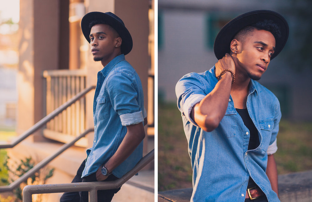 Men Fashion Portraits Photography by FullMotion Photos+Cinema - Kenny Chan