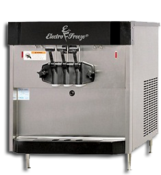 CS8 ice cream machine