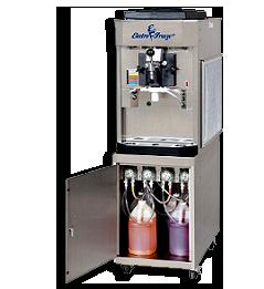 5 flavor milkshake machine