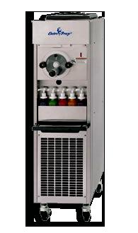 slush machine high volume