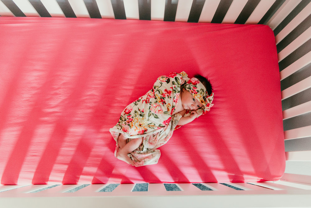 Leighton Newborn Lifestyle Session - Artsmith Photography