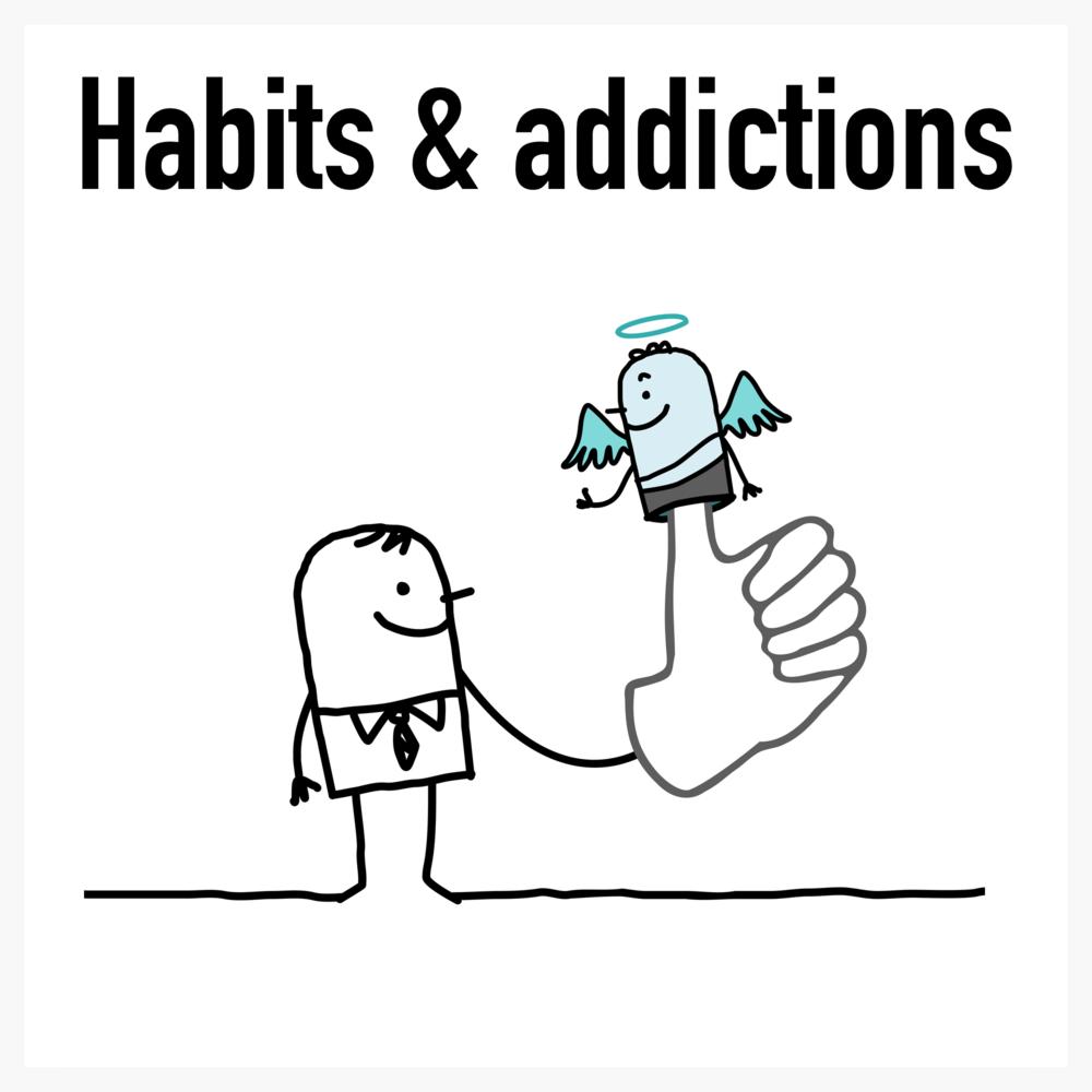 Habit & addiction hypnosis