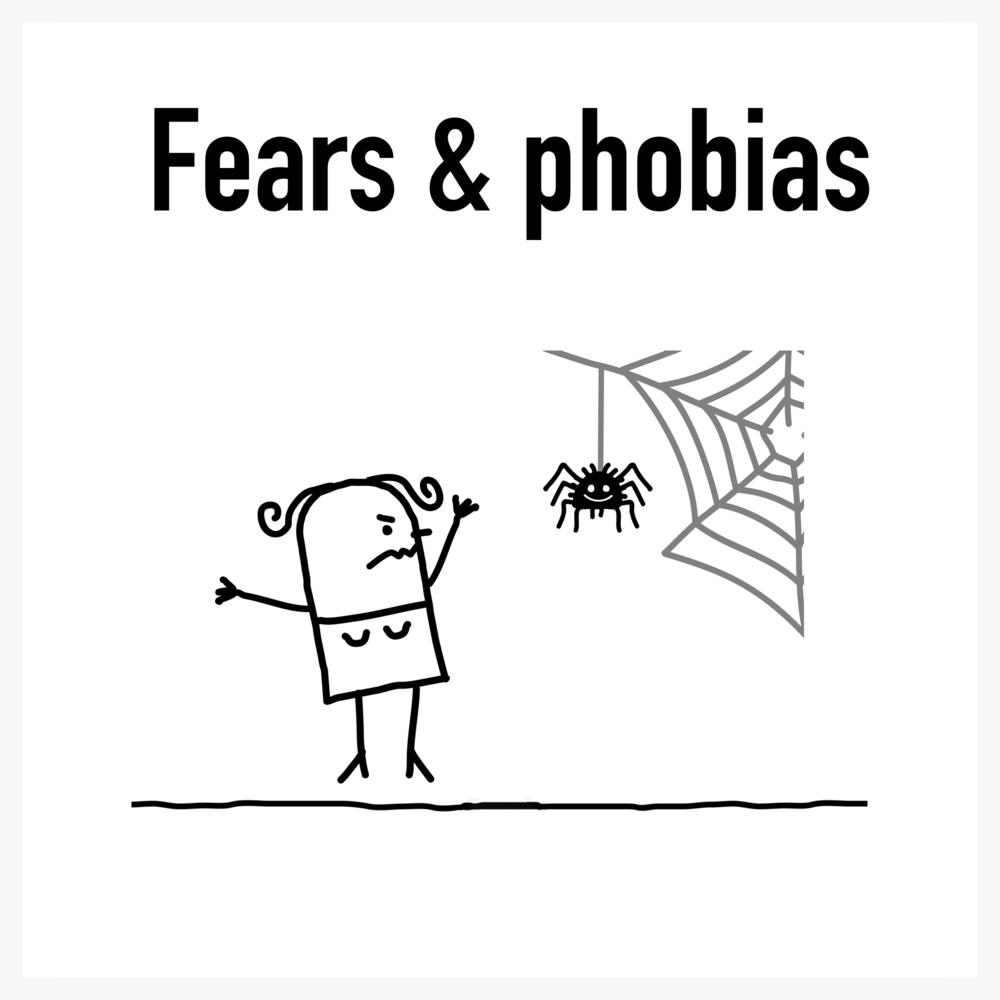Fear & phobia hypnosis