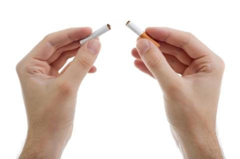 Stop-smoking hypnotherapy