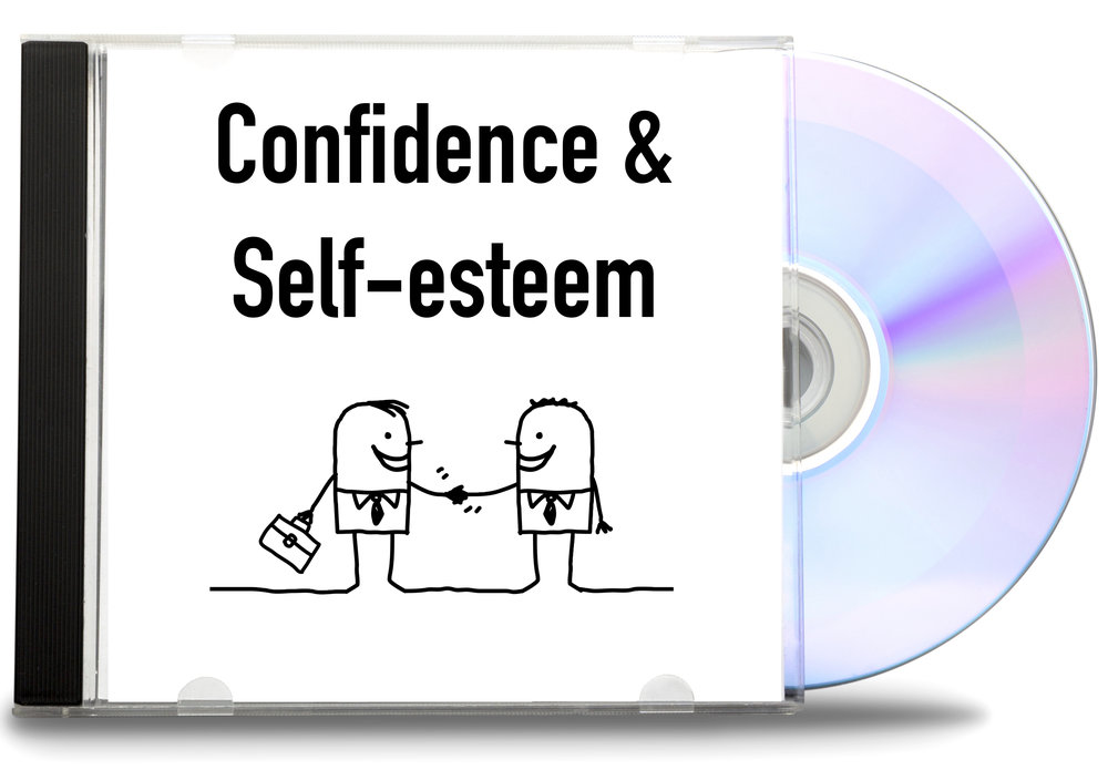 Confidence-self-esteem-hypnosis-CDs