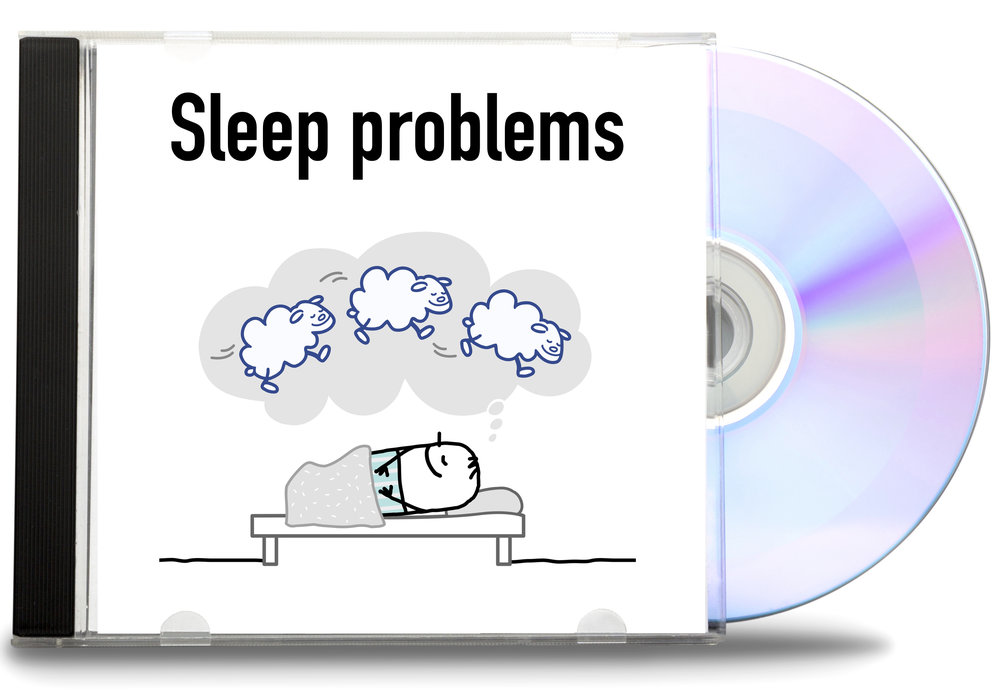 Sleep-problems-hypnosis-CDs