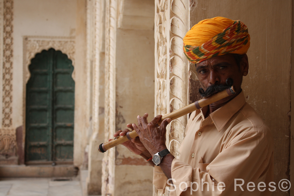 Moustache, Jodhpur, 2013
