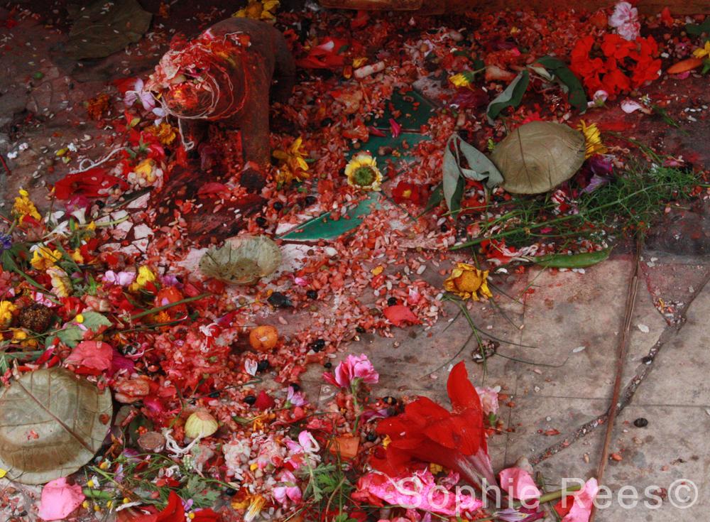 Pray, Bhaktapur, 2013