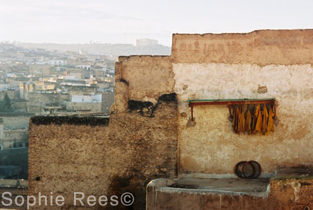 Outside the City, Fez, 2008