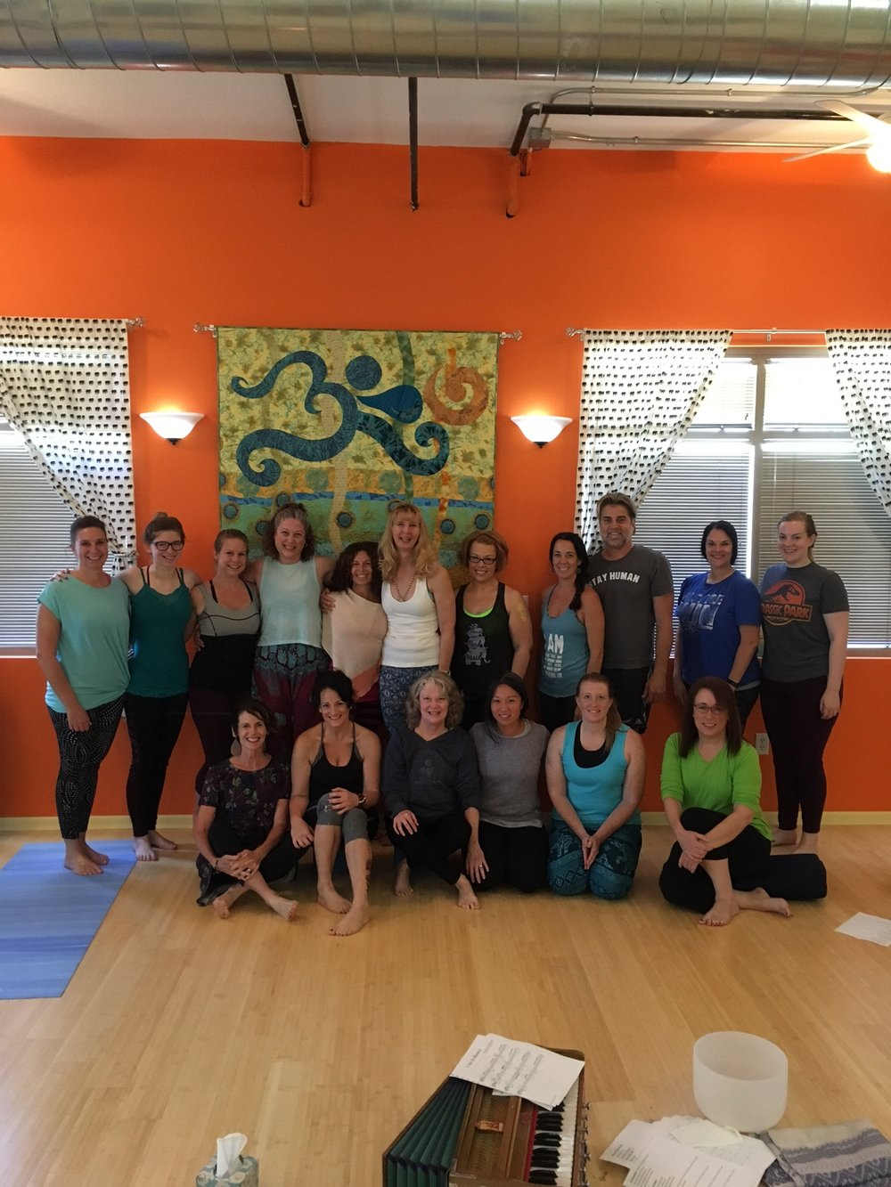 Yoga Liberty Kula- Restore your soul immersion