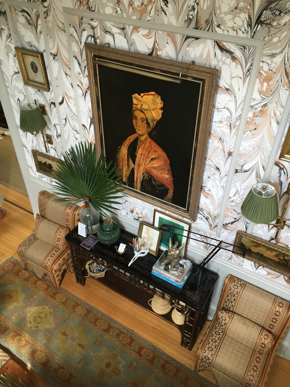 Foyer by Melissa Rufty