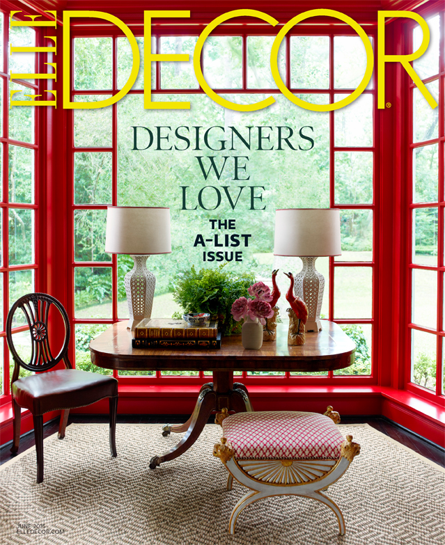Elle Decor, June 2016