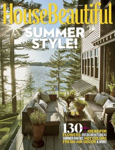 House Beautiful, May 2017