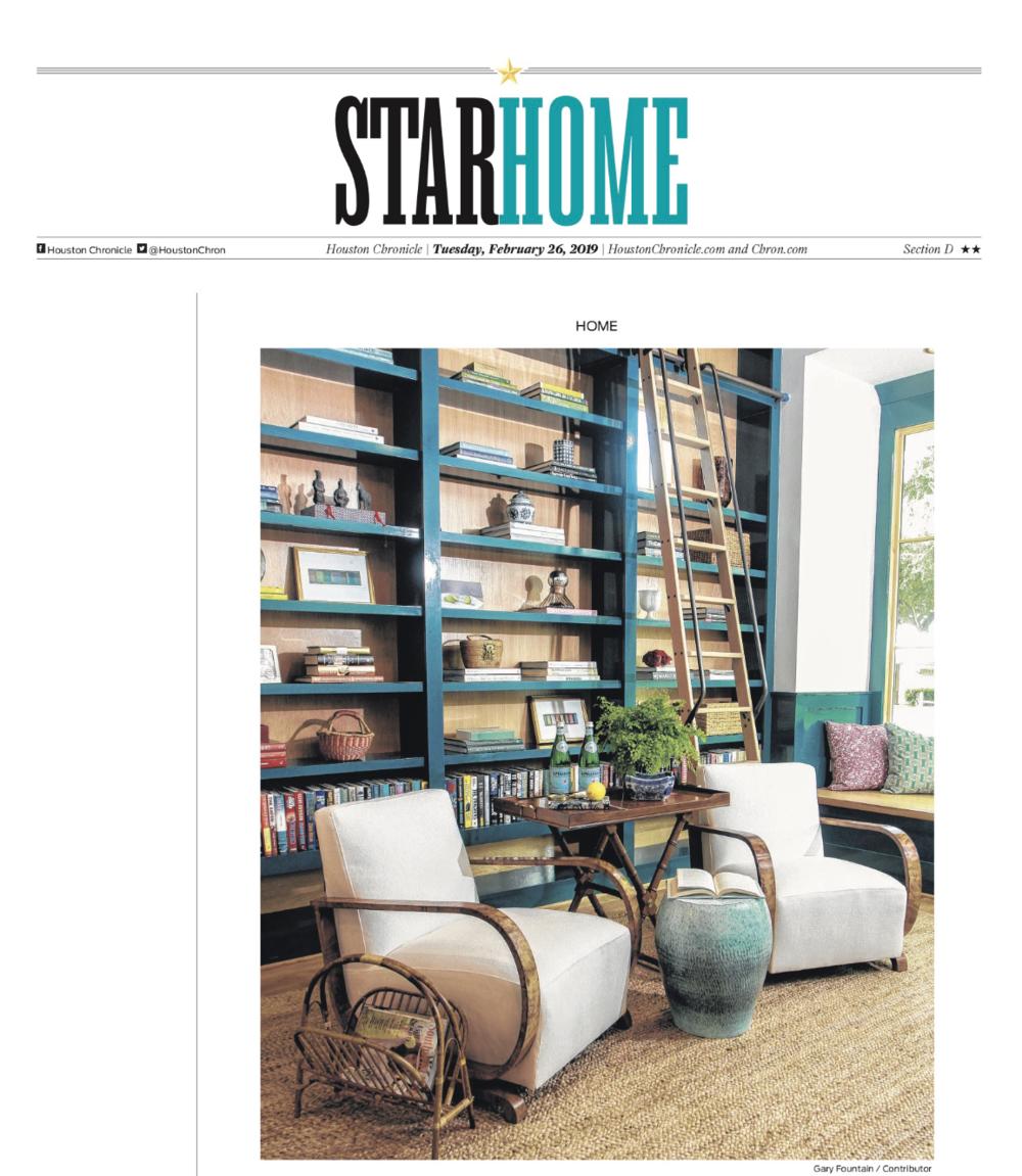 Houston Chronicle, Design Access, 2019