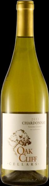 2011 Oak Cliff Cellars Sonoma Chardonnay (Unoaked)
