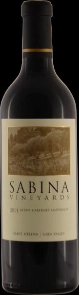 2011 Sabina Estate Cabernet Sauvignon