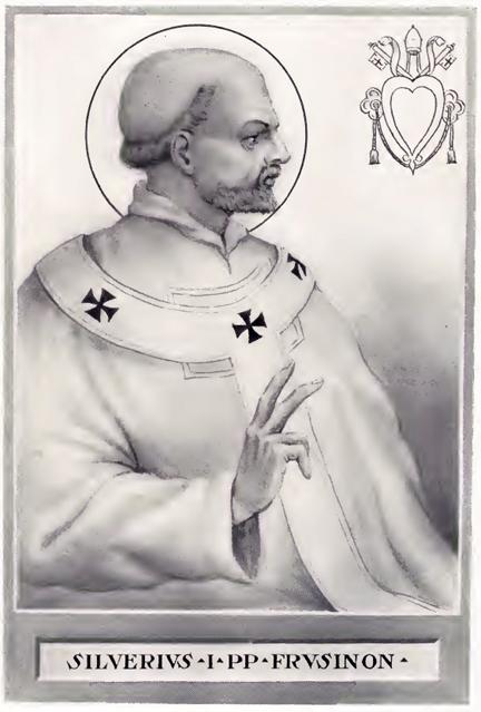 St. Silverius