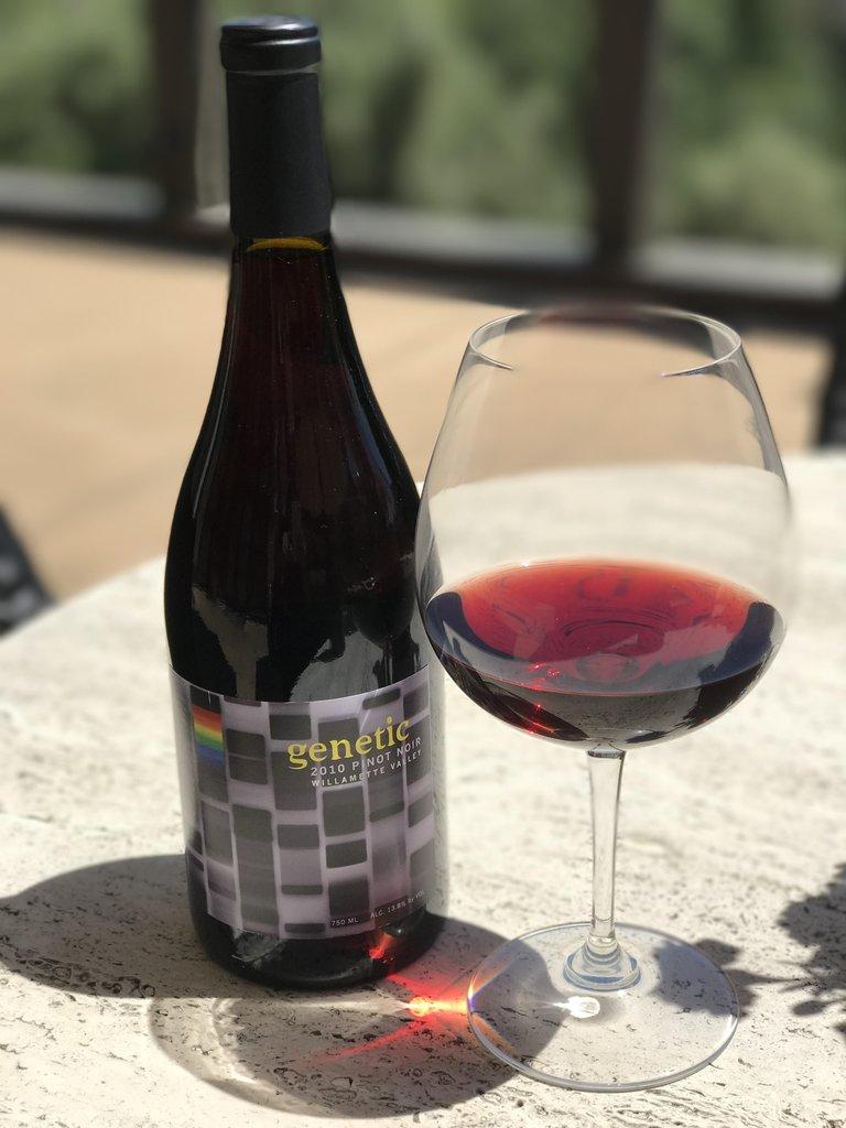 2011 Genetic Pinot Noir