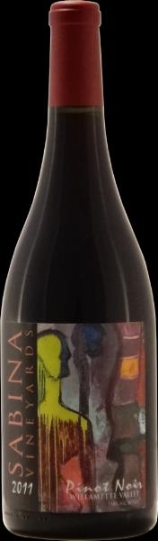2011 Sabina Pinot Noir