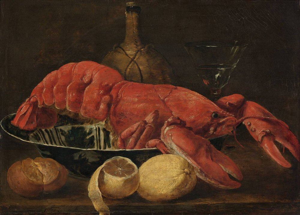 Joannes_Fijt_001A lobster in a porcelain dish.jpg