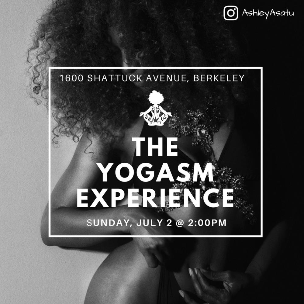 Berkeley Yogasm
