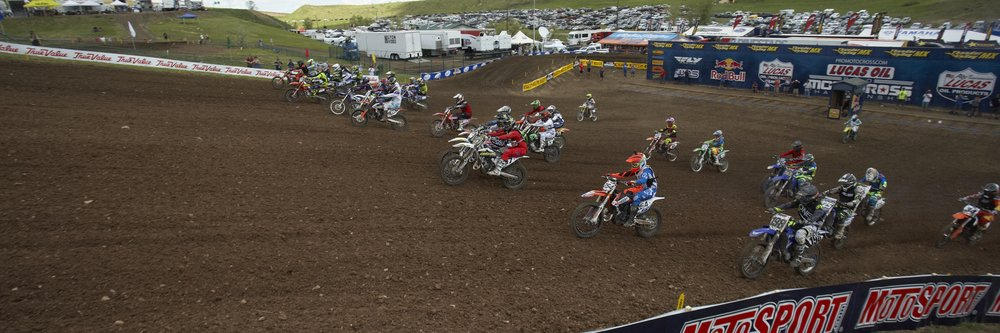 Start at Thunder Valley - FMF 125 Dream Race Triple Crown Invitational