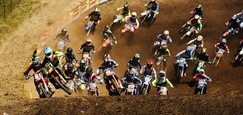 125 Dream Race Washougal Start