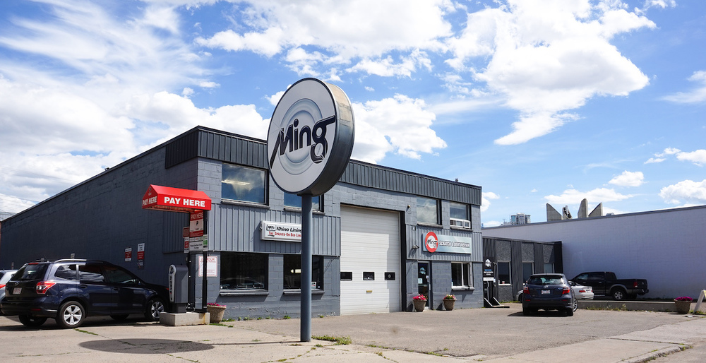 Ming Shine North Edmonton Location