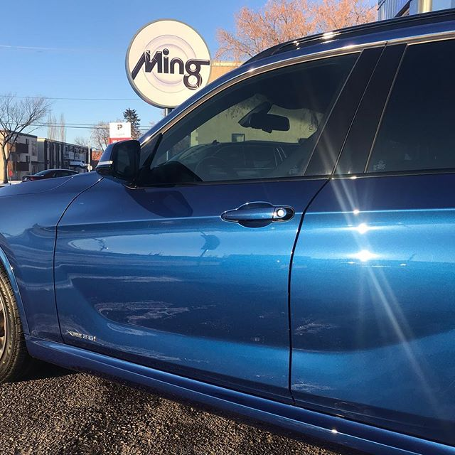 BMW X3 in for a polish + ceramic coating! #mingshine #detailingdoneright #autodetailing #yegtrucks #albertasuv #ceramiccoating #yegbusiness #yeg #yeglocal #yeggers