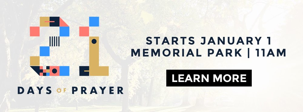 21 Days of Prayer - Learn More