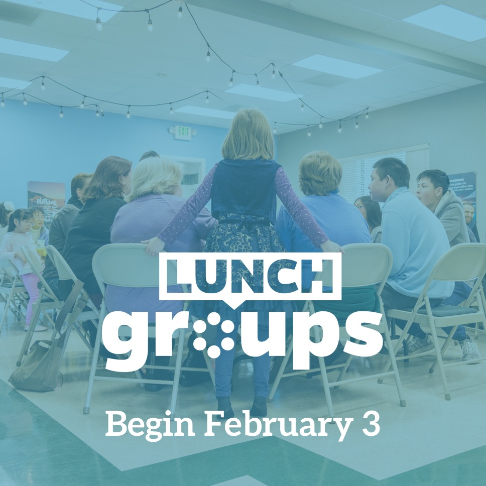 Lunch Groups - 02 03 2019