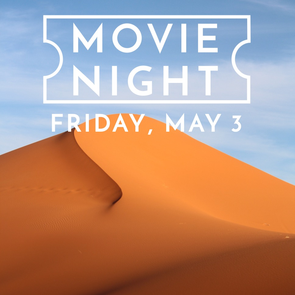 Movie Night - May 3