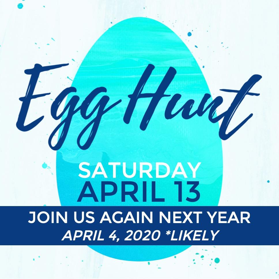 Egg Hunt - Next Year 2020