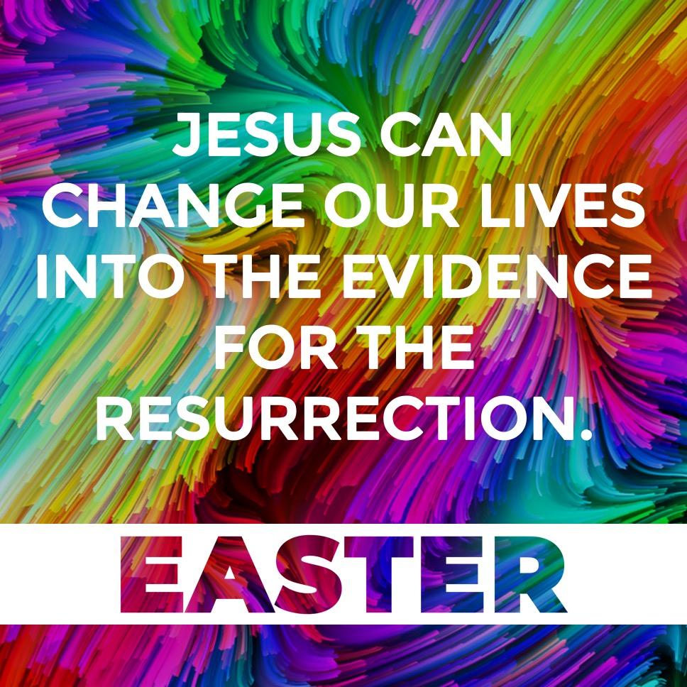 Easter Message Recap