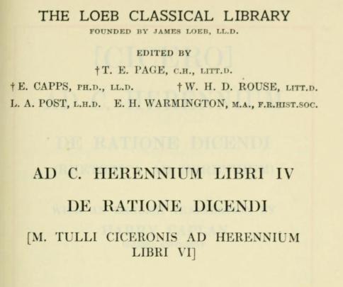 Editio Loebensis