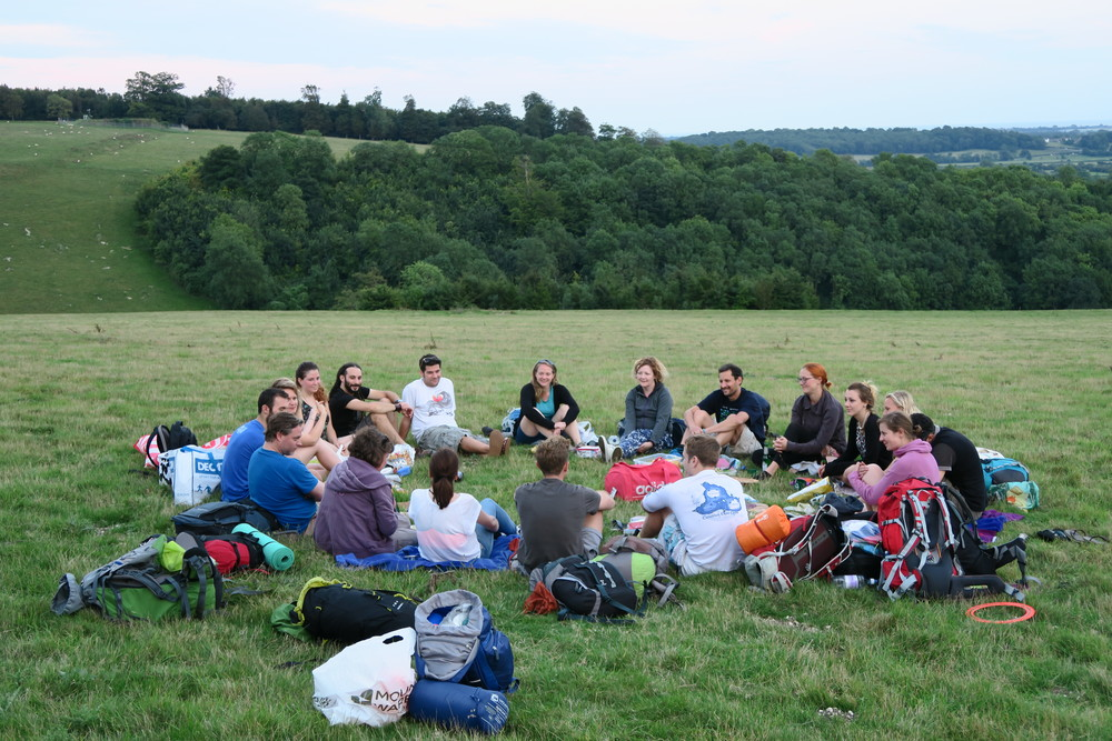 Arundel Park Camp Out - August