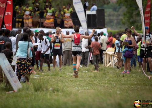 Uganda International Marathon - June