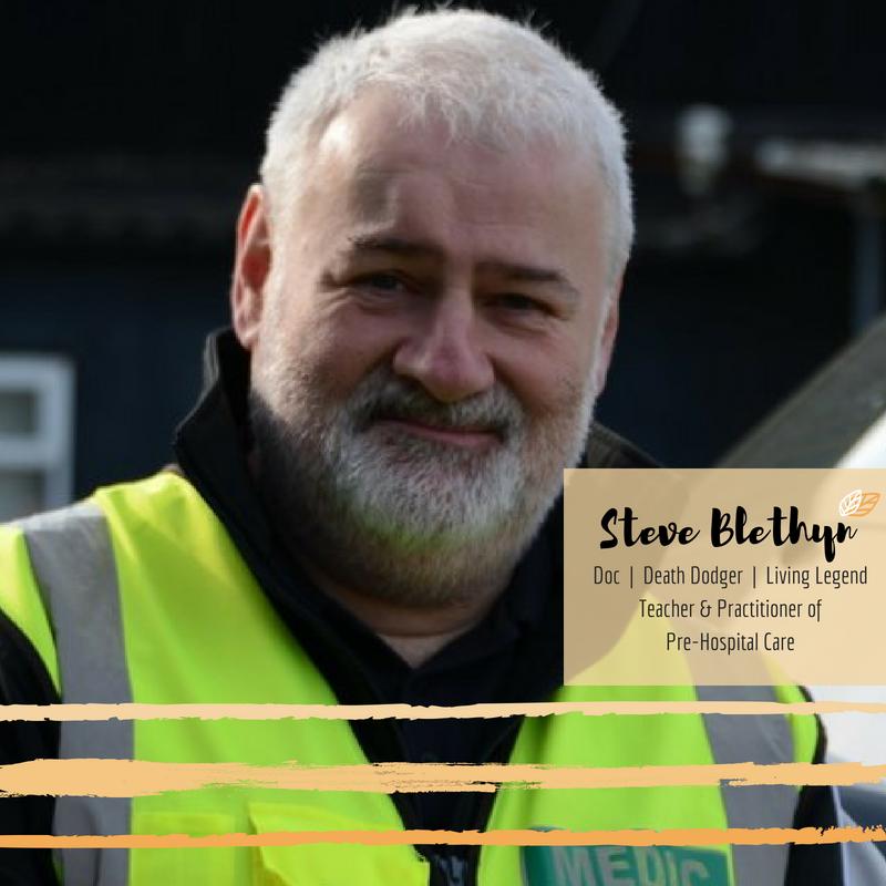 Steve Blethyn