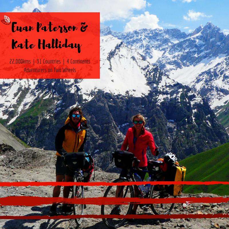 Euan Paterson & Kate Halliday