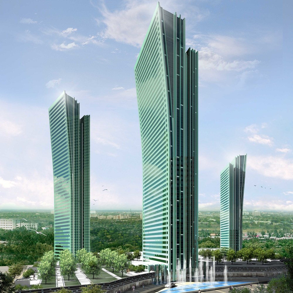 Astana Emerald Towers